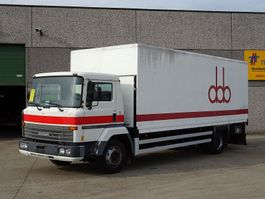 bakwagen vrachtwagen > 7.5 t Nissan M 110.14 4x2 1994