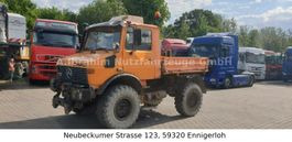 overige vrachtwagens Unimog U 1200 Kippert, selbstf. Arbeitsmaschine