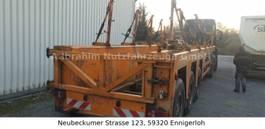overige opleggers Langendorf Innenlader, Zustand gut, Reifen 60 %