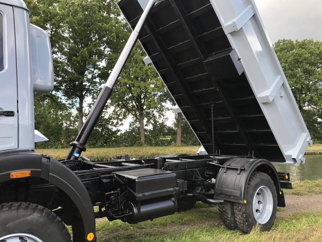 leger vrachtwagen Diversen 1017 - Dumptruck