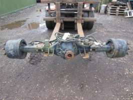 Achteras vrachtwagen onderdeel DAF Achteras van DAF Leyland