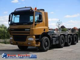 containersysteem vrachtwagen Ginaf X4345 TS 2006