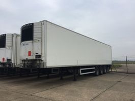 koel-vries oplegger Montracon 13.6m tri-axle Refrigerated 2011