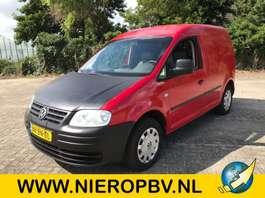 gesloten bestelwagen Volkswagen CADDY SDI 51 KW Caddy Nieuwe APK !!! 2004