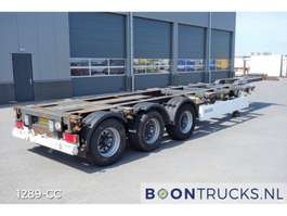 containersysteem oplegger Krone SD 20-30-40-45ft HC *EXTENDABLE REAR/HEAD* 2007