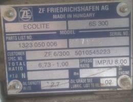 versnellingsbak bedrijfswagen onderdeel Iveco Daily versnellingsbak 5S200 5S270 6S300 6S380 6S400 2830.5 2840.6