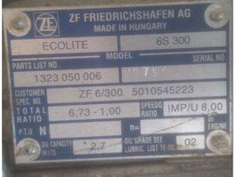 versnellingsbak bedrijfswagen onderdeel Iveco Daily versnellingsbak 5S200 5S270 6S300 6S380 6S400 2830.5 2840.6 2020