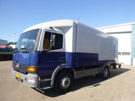 geldtransporter truck Mercedes-Benz 2 x 1623 MANUAL CIT 2003