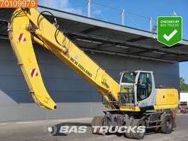 overslagkraan New Holland MH6.6 M318D MH FUCHS MHL320 2008