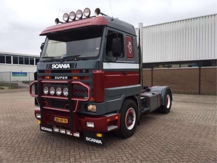 Scania - Sold - verkauft - verkocht 1