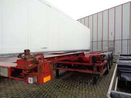 chassis oplegger Broshuis 3UCC-39 + 3 axle + 2X EXTENDABLE 40FT HC 1995