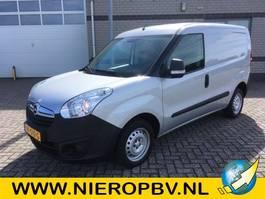 gesloten bestelwagen Opel Combo Airco Navi L1H1 2014