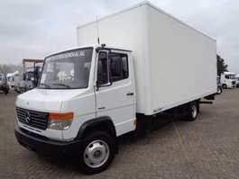 bakwagen vrachtwagen Mercedes Benz Vario 816D + Manual + Lift 2007