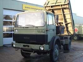 leger vrachtwagen Iveco 110 17 kipper 1989