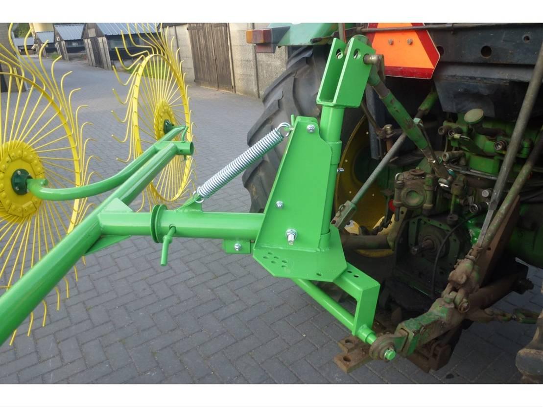 hark DIV. Acrobaat hooimachine / wielhark (NIEUW)