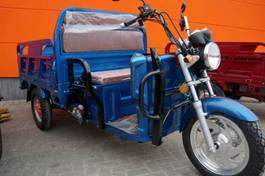 race motor Delta Elektro Carrier Lastendreirad Elektrodreir