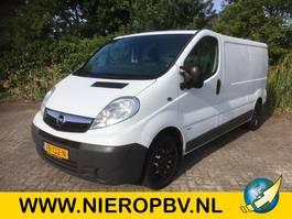 gesloten bestelwagen Opel Vivaro Airco Nette auto ( ingebouwde lier ) 2013