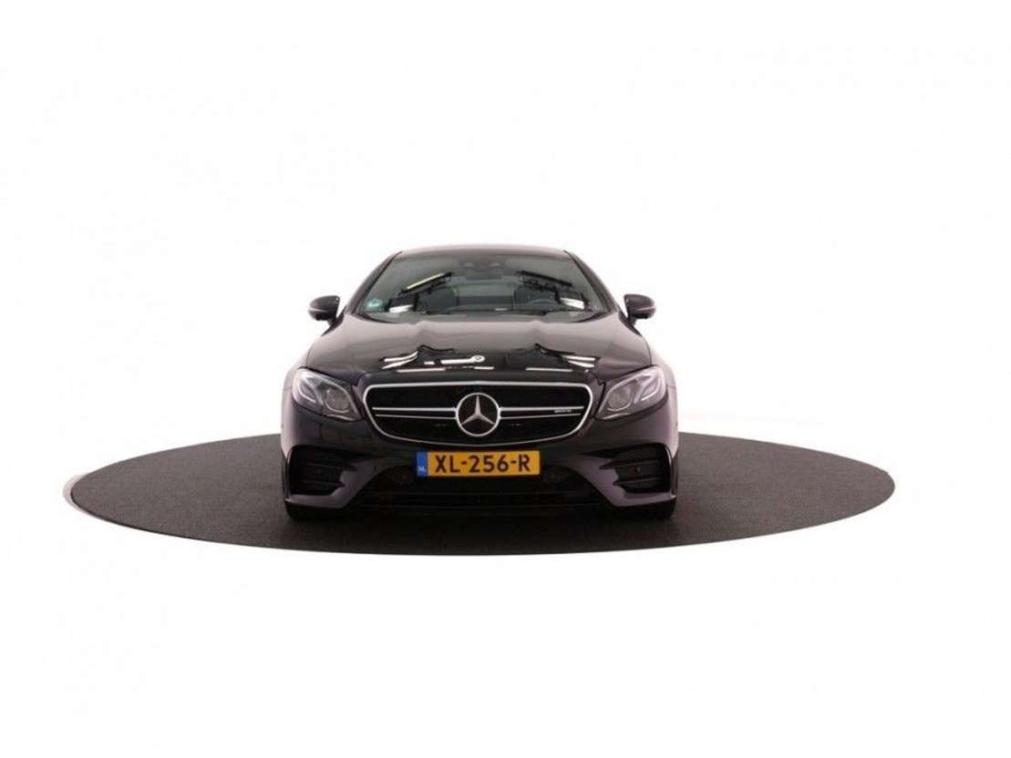 coupé wagen Mercedes Benz E-klasse Coupé 53 AMG 4Matic Advantage Black ed. | Burmester | DAB+ | Ma... 2019