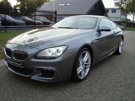 coupé wagen BMW 6-serie 640d High Executive M Pakket Head Up Keyless 2015