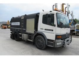 bitumensprayer vrachtwagen Mercedes Benz 1317 Bitumen Sprayer 2020