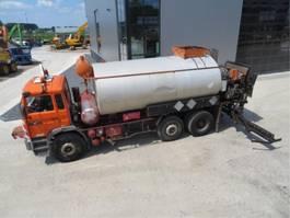 bitumensprayer vrachtwagen Renault G300 Manager Bitumen 1994
