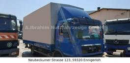 huifzeil bedrijfswagen MAN TGL 8.180, LBW Pritsche Plane