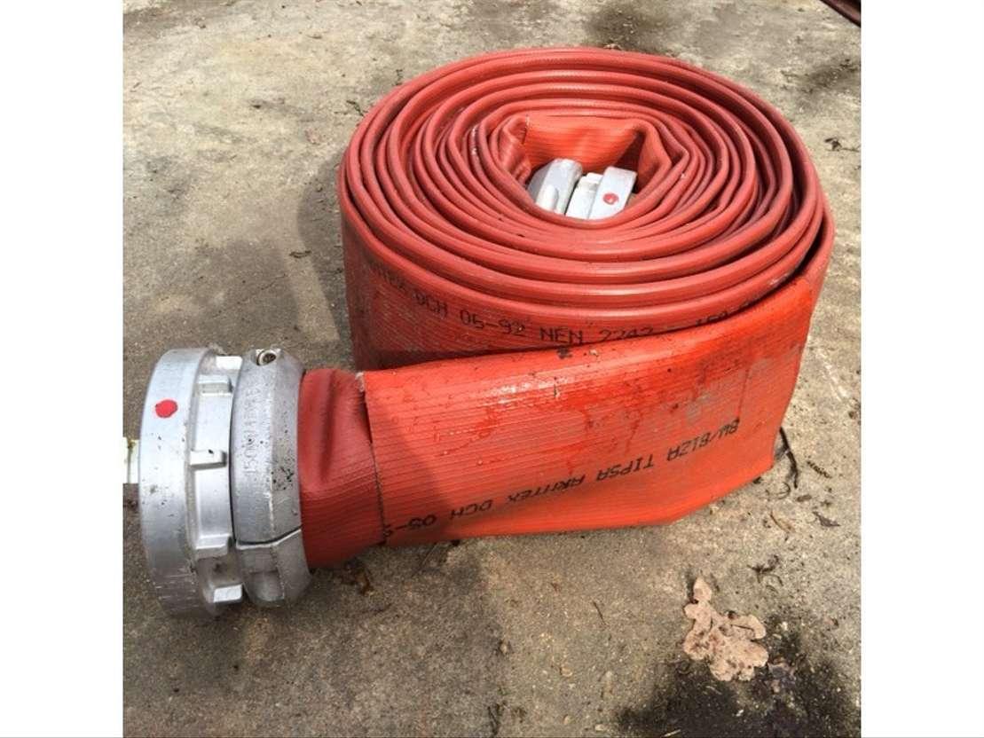 """waterpomp machine brandweerslang 6"""""""