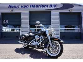 motorfiets Harley-Davidson Tour 96 FLHRC Road King Classic   Nieuwstaat   Vance & Hines   TomTom   ... 2007