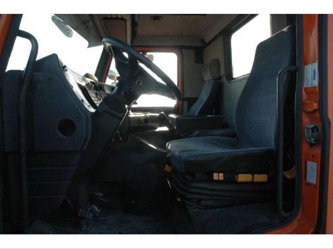 platform vrachtwagen Scania P 93 MV 220 HK 4X2 L. 1996