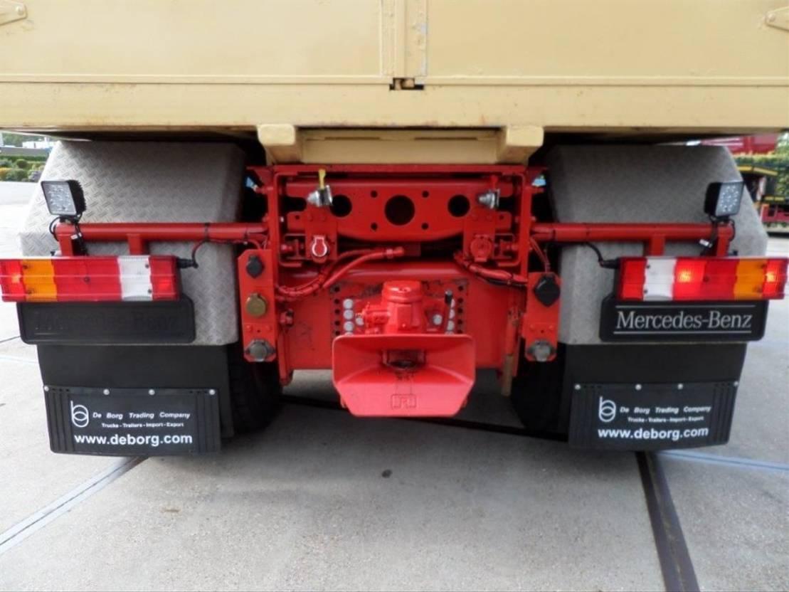 zware last trekker Mercedes Benz Actros 4160 S Titan - Push / Pull 1000 tonnes 2009