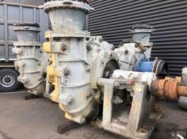 waterpomp machine Warman L