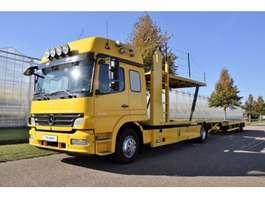 takelwagen-bergingswagen-vrachtwagen Mercedes Benz Atego 1529L EURO:4 GS Meppel 2008