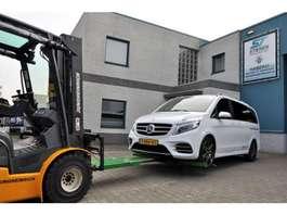 uitrusting overig Wheel lift Forklift attachment 2020