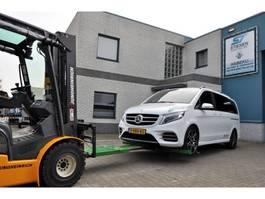 uitrusting overig Wheel lift Forklift attachment 2019