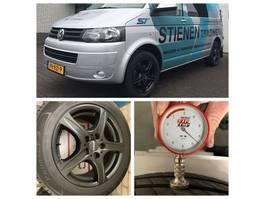 banden bedrijfswagen onderdeel Michelin Wielenset - zomerbanden Z.G.A.N.