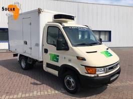 koelwagen bestelwagen Iveco DAILY  35C11 2002