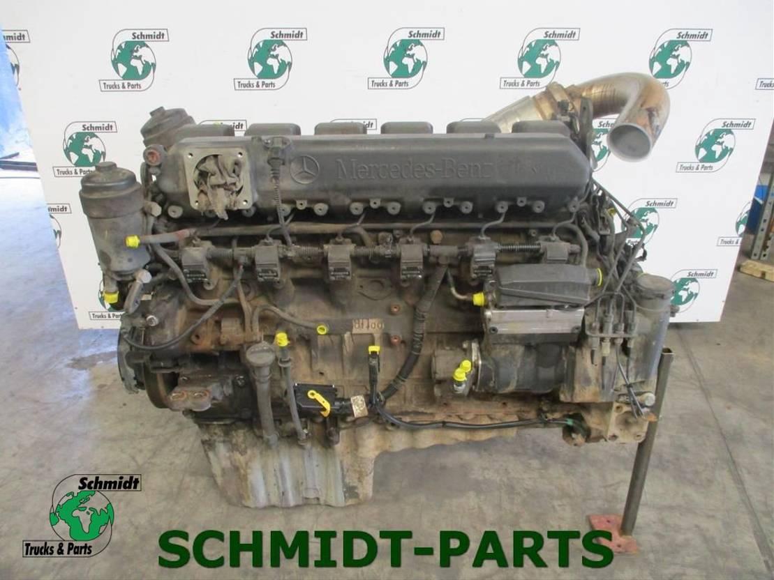 Motor vrachtwagen onderdeel Mercedes-Benz OM457LAV Motor 457.948 Euro5 2009