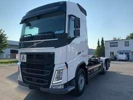 containersysteem vrachtwagen Volvo FH 460 6x2 MEILLER Abrollkipper RS 2170/ Euro6/ 2017