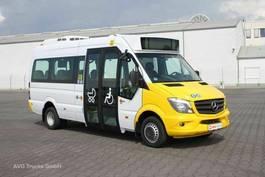 intercitybus Mercedes Benz Sprinter City 35 EURO 6 Bus mit 12 Sitzplätzen 2016