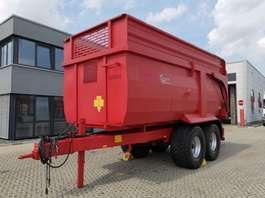 wieldumper Kempf Krampe BB 540 / Agrarkipper /Silageaufsätze 60cm 2011