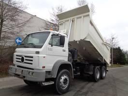kipper vrachtwagen > 7.5 t Volkswagen WORKER 31.310 2009
