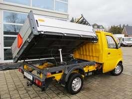 kipper bedrijfswagen DFSK Citytransporter 3-Z. Kipper 100% Electrisch / Elektro 2013