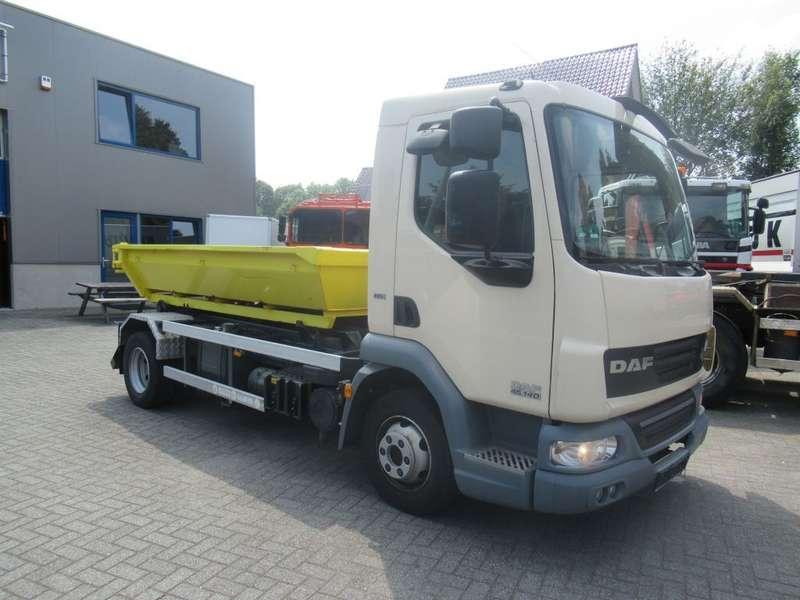 DAF - LF140 EEV   Haakcontainer 1