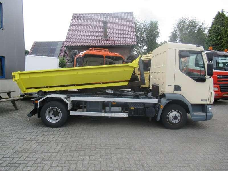 DAF - LF140 EEV   Haakcontainer 5