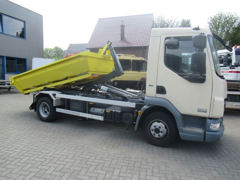 DAF - LF140 EEV   Haakcontainer 3