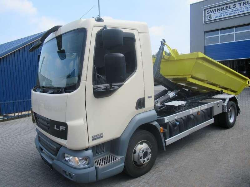 DAF - LF140 EEV   Haakcontainer 6