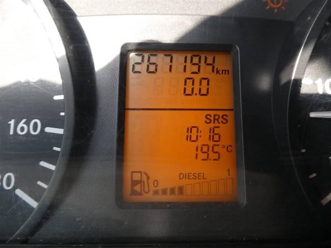 koelwagen bestelwagen Mercedes Benz SPRINTER 319 CDI l2h2 frigo airco 2013