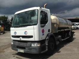 tankwagen vrachtwagen Renault PREMIUM 300 - LAMES/LAMES - CITERNE EN INOX 10000 L 1998
