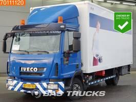 bakwagen vrachtwagen > 7.5 t Iveco ML80E18 4X2 Manual Ladebordwand Euro 5 2008