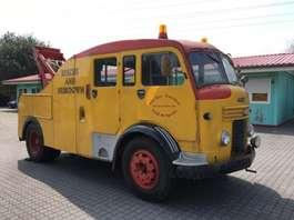 takelwagen-bergingswagen-vrachtwagen - Commer Berging 1952